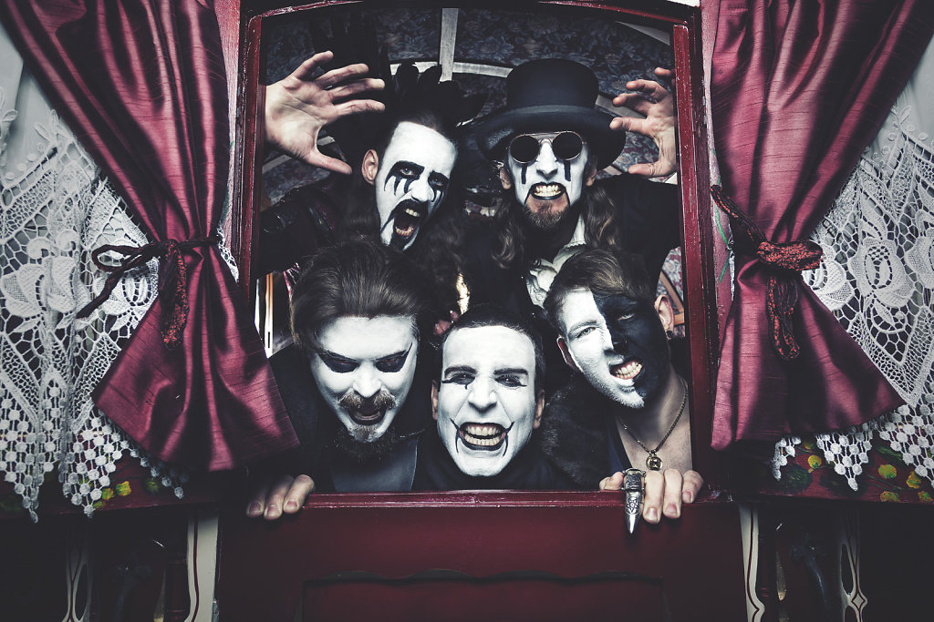 Bands Portrait