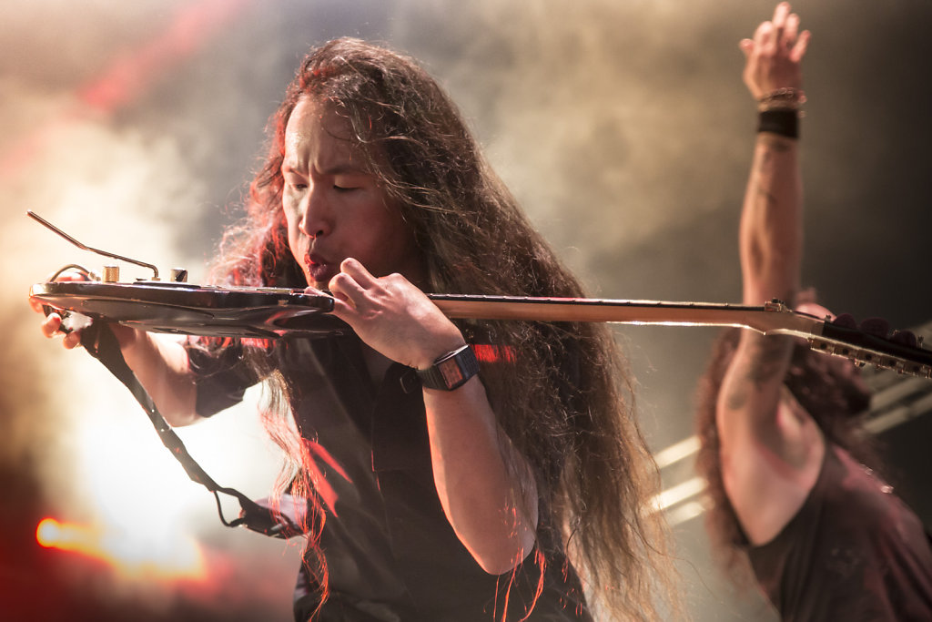 dragon force-herman lee-portrait-music photographer-live music-live performance