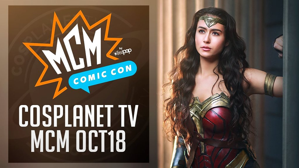 MCM London October 2018 - #DragonsOrGenitals